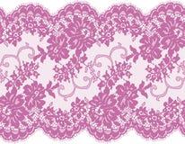 Pizzo di rosa di vettore di PrintSeamless Immagine Stock