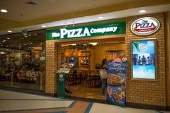 Pizzy Firma restauracja Zdjęcie Royalty Free