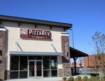 Pizzy Rev Taproom, Bartlett, TN Zdjęcie Stock