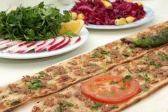 pizzy turkish Obrazy Royalty Free