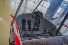 Pk x-1 van Kjeller helikopter Stock Foto