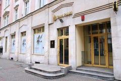 PKO Bank Polski Royalty Free Stock Photo