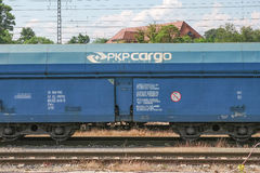 PKP cargo Stock Photo