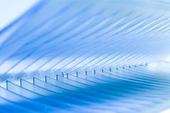 Plástico abstrato foto de stock