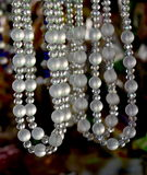 Plástico da colar feito para a fotografia fêmea do uso Fotografia de Stock