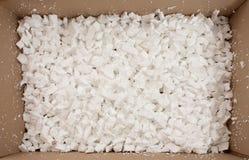 Plástico da espuma Imagens de Stock