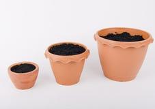 Plástico da jardineira para a árvore Imagem de Stock Royalty Free