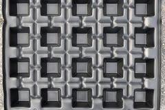 Plástico moldeado Imagen de archivo