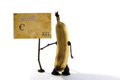 Plátano. Imagen de archivo libre de regalías