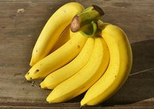 Plátano Foto de archivo libre de regalías