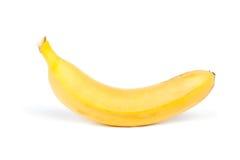 Plátano amarillo Foto de archivo libre de regalías