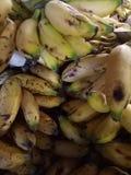 plátano de la fruta Imagen de archivo libre de regalías