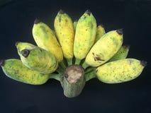 Plátano de la fruta para la salud Fotos de archivo libres de regalías
