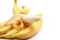 Plátano delicioso jugoso Fotografía de archivo libre de regalías