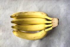 Plátano estupendo de la fruta fotografía de archivo libre de regalías