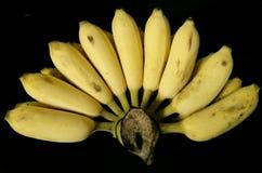 Plátano fresco imagenes de archivo