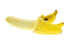 Plátano fresco Foto de archivo libre de regalías