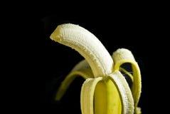 Plátano fresco sano Imágenes de archivo libres de regalías