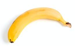 Plátano maduro fotografía de archivo libre de regalías