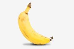 Plátano maduro Fotografía de archivo