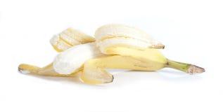 Plátano maduro Foto de archivo libre de regalías
