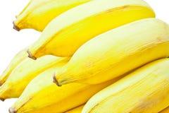 Plátano maduro Fotos de archivo