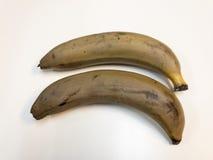 Plátano maduro Plátano Imagenes de archivo