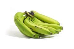Plátano sin procesar Foto de archivo