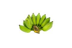 Plátano sin procesar Imagen de archivo