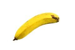 Plátano solo Imágenes de archivo libres de regalías