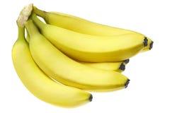 Plátanos. Foto de archivo