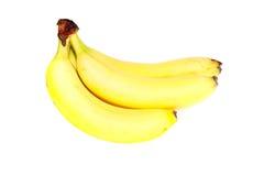 Plátanos frescos Imágenes de archivo libres de regalías