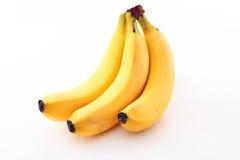 Plátanos frescos Fotos de archivo libres de regalías