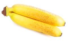 Plátanos maduros Fotografía de archivo