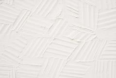 Plâtre blanc Image libre de droits