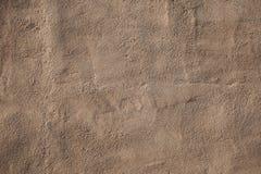 Plâtre brut d'application manuelle photos stock