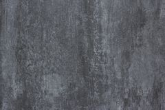 Plâtre concret gris de papiers peints de von photographie stock