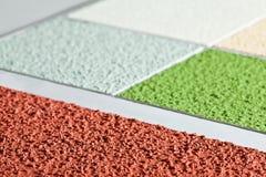 Plâtre décoratif - configurations image libre de droits