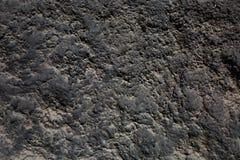 Plâtre décoratif gris et noir image stock