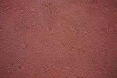 Plâtre décoratif rouge Image stock