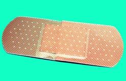 Plâtre d'aide Image stock