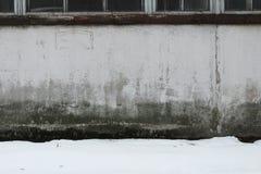 Plâtre de mur en béton avec le fond de texture d'égouttements image stock
