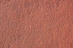 Plâtre fin rouge Image libre de droits