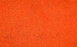 Plâtre rouge Image libre de droits