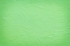 Plâtre structurel grunge vert Photo stock