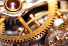 pläterad stil för lager guld Arkivfoton