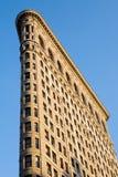 Plätteisen-Gebäude Lizenzfreies Stockbild