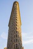 Plätteisen-Gebäude Stockbilder