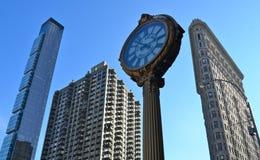 Plätteisen-Gebäude, New York City Lizenzfreie Stockfotos