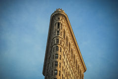 Plätteisen-Gebäude, NYC stockfotografie